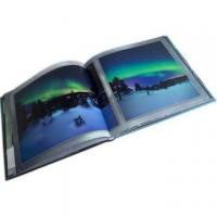 Full color offset coffee table hardcover book printing