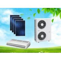 Buy cheap ACDC On Grid Solar Air Conditioner Floor Ceiling Type High Quality from wholesalers