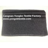 Recycle Textile Material Knitted Blanket
