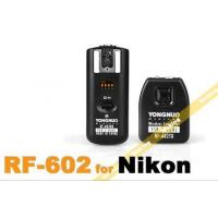 Quality RF-602 2.4GHz Wireless Remote Flash Trigger for NIKON for sale