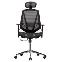 Buy cheap Wealth chair LG 306A ( black -net seat ) from Wholesalers