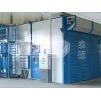Buy cheap Automatic Abrasive Recycling Sand Blasting Room from Wholesalers