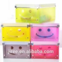 Quality Small Clear Acrylic Gift Boxes With Lid Design Small Clear Acrylic Gift Boxes With Lid Design for sale
