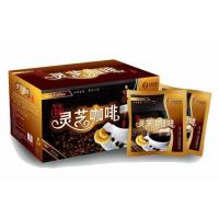 Quality Organic Coffee Mix with Ganoderma Powder for sale