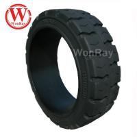 China High Qualiity 21*9*15 Press-on Solid Tyre, Solid Cushion Tire