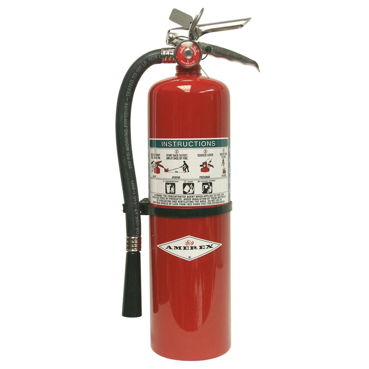 Quality Halon 1211 Extinguishers for sale