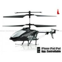 Buy cheap Seasonal Sale Happy Cow 777-173 iPhone Control Infrared 3CH Large Size iHelicopter w/ Gyro (Black) from wholesalers