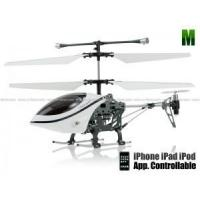 Buy cheap Seasonal Sale Happy Cow 777-170 iPhone Control Infrared 3CH Medium Size iHelicopter w/ Gyro (White) from wholesalers