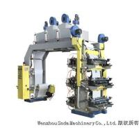 Buy cheap Flexo Printing Machine High speed 6 color printing machine from wholesalers