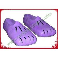 China High vamp shoes Purple on sale