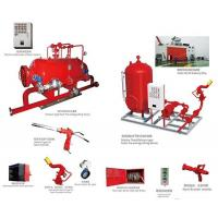 Quality Marine Pressure Type Foam Fire Extinguishing System for sale