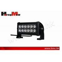 Quality Spot 36W LED Bar Light Black for sale