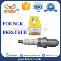 China Automobiles & Motorcycles Best selling car accessories For NGK BKR6EKUB Platinum car spark plugs on sale