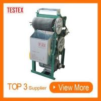 China Lab Roller Type Cotton Ginning Machine, Cotton Seeds Removing Machine on sale