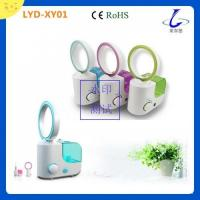 Quality Multi-color no leaves fan humidifier for sale