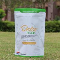 Quality matte finish standing up pouches for cocoa tea,coconut milk powder for sale