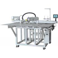Quality Industrial Pattern Computerized Sewing Machine / Single-needle knitting Machine with Lockstitch for sale