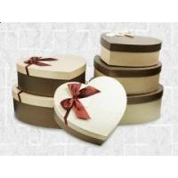 Quality 2016 Luxury Heart Shape Chocoalte Boxes Gift Packaging Box for Sale for sale