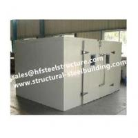 Quality Modular cold storage and blast freezer cold room panel for fruits , cold store panels for sale