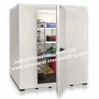Quality Insulated Panels for Cold Storage And Freezer Room , PU Panel Cold Room for sale