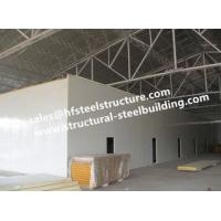 Quality Steel Building Cold Room Panel Of Walk In Freezer And Modular Cold Storage For Meat for sale