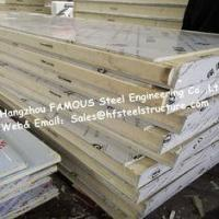 Quality Fireproof Cold Room Panel And Insulated PU Sandwich Panels For Cold Storage To Keep Fresh for sale