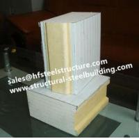 Quality PU Insulation Sandwich Cold Room Freezer Panels for Cold Storages Store Fruit for sale