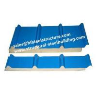 Quality Sandwich Pu Polyurethane Insulated Cold Room Panel Width 950mm / Cold Storage Panels for sale