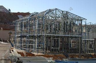 Buy Easy Installation Light Weight Structural Steel Villa For Residence at wholesale prices
