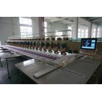 Quality 435 35 Heads Embroidery Machine Prices with Open Head for sale