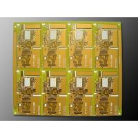 Buy cheap Double panel Double-sided Hal PCB from wholesalers