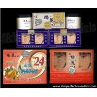 Quality Jiaoli 5 boxes Day and Night Cream w/ 5 pieces Papaya Soap for sale