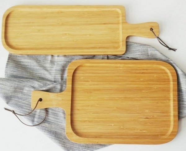Buy Great Quality Bamboo Bread Tray for Kitchen at wholesale prices