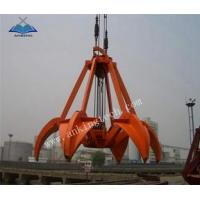 Quality Mechanical Orange Peel Grab for sale