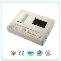 China SECG1201G Digital Single Channel ECG Machine with Color Sreen on sale