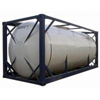 Quality ISO Containers, Stainless Steel ISO Tank Containers Manufacturers & Exporters for sale