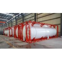 Quality ISO Tank, ISO Tank Containers Manufacturers & Exporters for sale