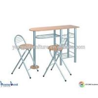 Buy cheap Hot Sales MDF Board Breakfast Dining Table and Chair from Wholesalers