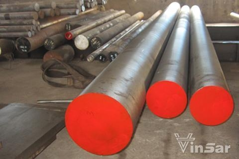 Buy Forged Steel AISI 5140/41Cr4 FORGED ALLOY STEEL BAR at wholesale prices