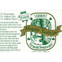 Quality Maple Seltzer - Case of 24 for sale