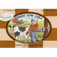 Kickin' Cow Cola - Case of 24
