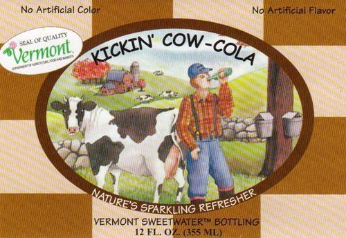 Buy Kickin' Cow Cola - Case of 24 at wholesale prices