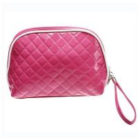 Quality 2016 New Style Quilted PU Leather Professional Women Cosmetic Bag for sale