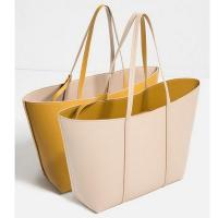 Buy cheap Top Fashion Design High Quality PU Lady Tote Handbag from wholesalers