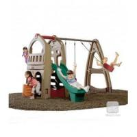 Buy cheap Outdoor Step2: Naturally Playful Playhouse Climber & Swing Extension from Wholesalers