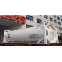 Quality Cryogenic ISO Tank Container for sale
