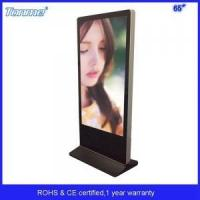 Quality 65 inch electronic display digital video signage for sale