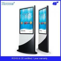 Quality 49 inch wireless digital signage lcd displays for sale