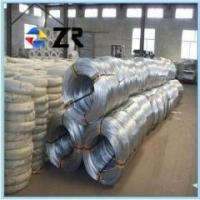 Quality Hot dipped galvanized iron wire of dif for sale