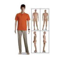 Quality PE Full Body Mannequins For Male Fashion Or Sports Clothing Display for sale